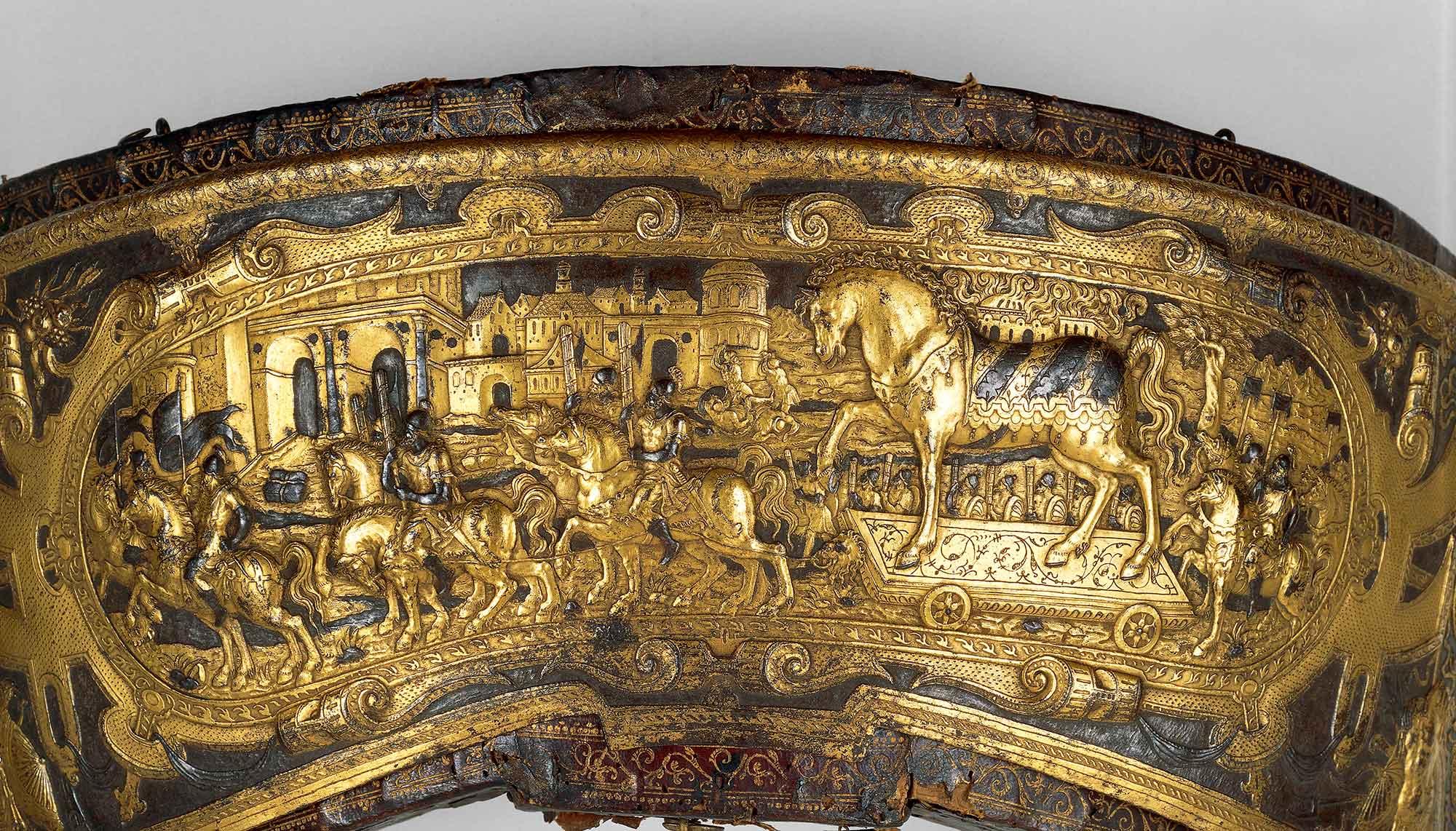 Războiul troian descris în cele mai frumoase opere de artă
