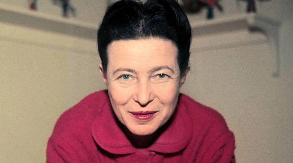"""Simone De Beauvoir și """"Al doilea sex"""". O carte care vorbește despre condiția femeii"""