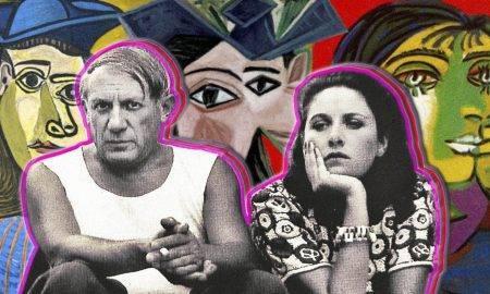 lavenka Drakulić, Dora și Minotaurul, Viața mea cu Picasso