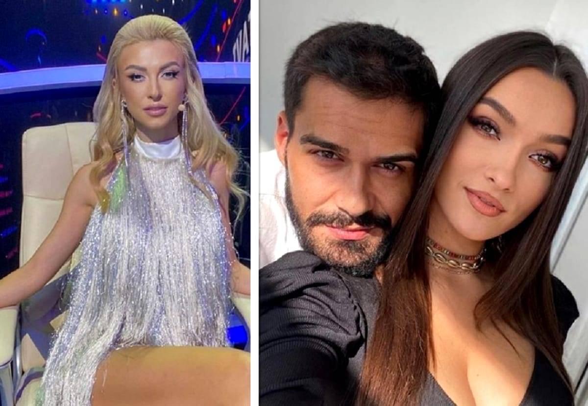 Care este legătura dintre Viviana Sposub, actuala iubită a lui George Burcea și Andreea Bălan, fosta soție?
