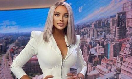 Bianca Drăgușanu a plecat în Dubai! Deși a fost foarte misterioasă, s-a aflat pentru cine a făcut blondina acest drum