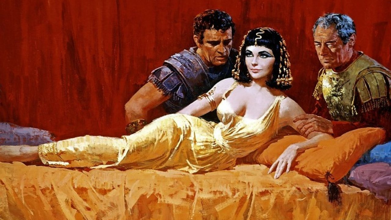 Cleopatra, zeița frumuseții care a modelat lumea prin sex-appeal