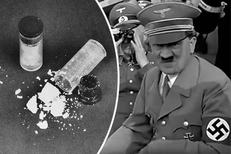 Substanțe consumate de soldații germani. Hitler însuși era dependent