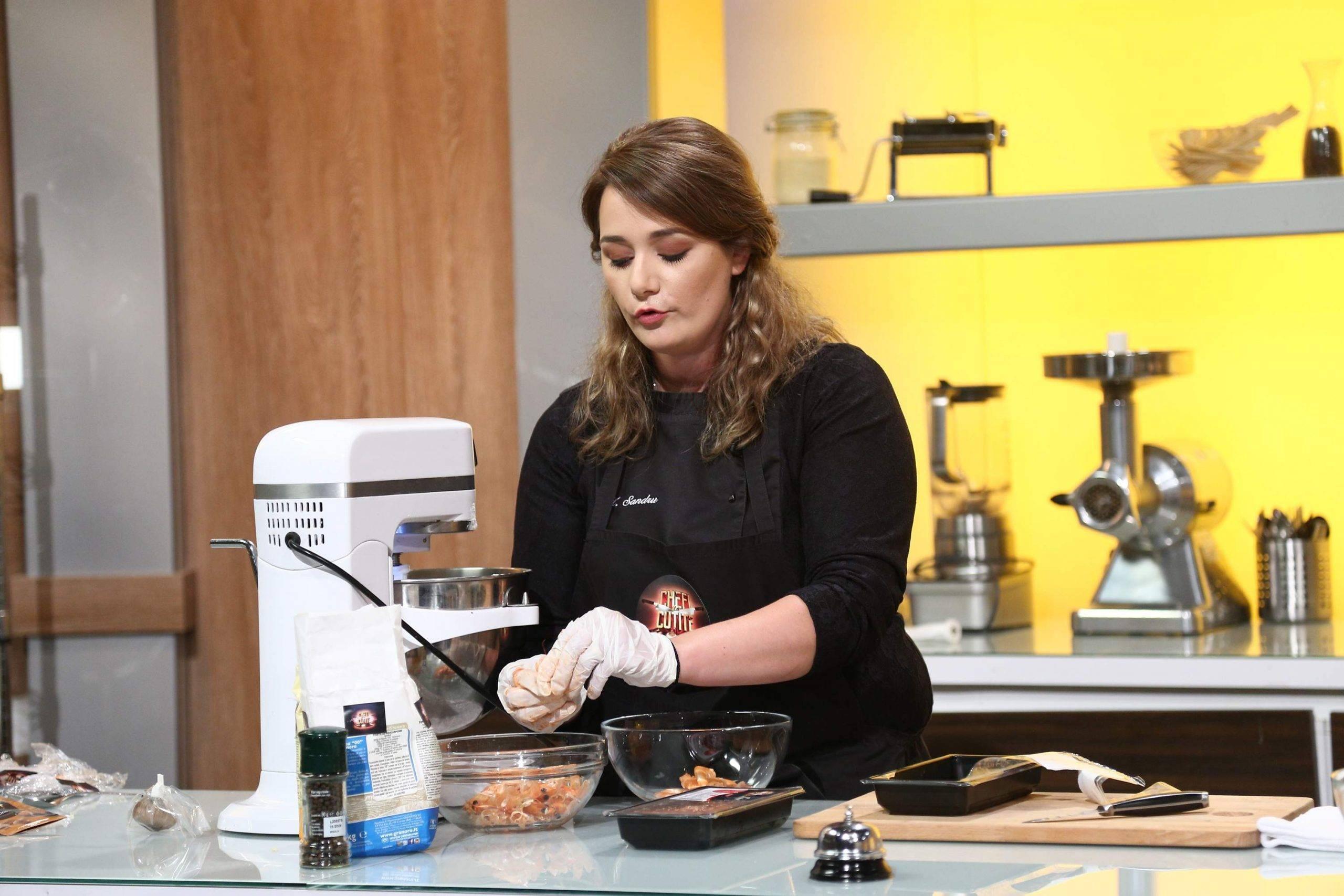 Care este secretul Mariei Sandru, concurenta care este hotărâtă să câștige sezonul 8 de la Chefi la cuțite
