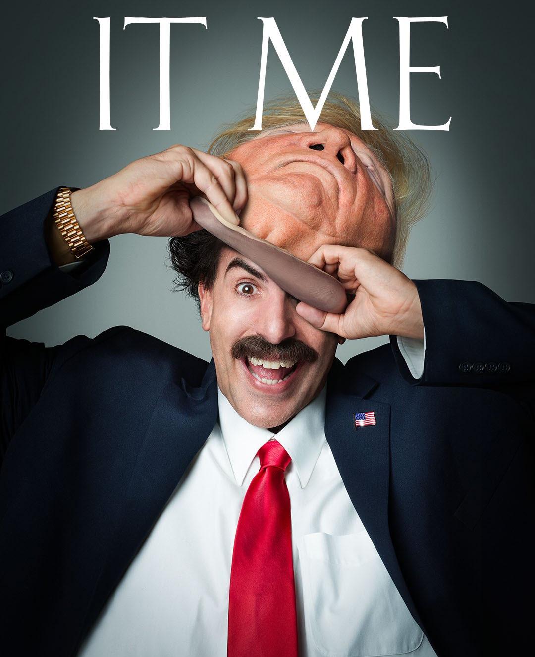 Borat, din nou sub lumina reflectoarelor