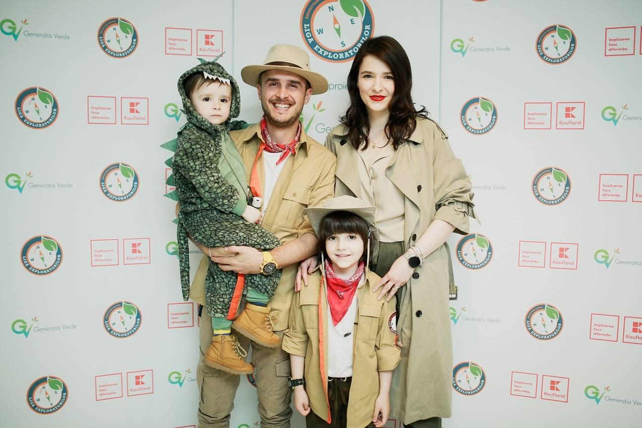 """Șerban Copoț face primele declarații după ce a devenit din nou tată! """"Trăiesc un vis"""""""