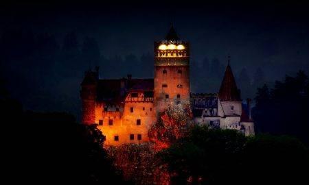 Castele din România cunoscute pentru activități paranormale