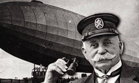 Ferdinand von Zeppelin cel care și-a făcut din nume renume