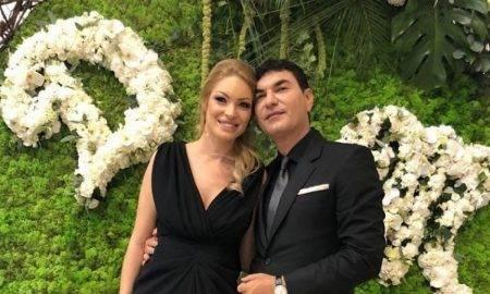 Soția lui Cristi Borcea și-a serbat ziua de naștere. Câți ani a împlinit Valentina Pelinel