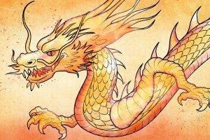 Dragonul și semnificațiile lui în mitologia chineză