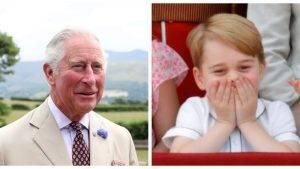 Cine este nepotul preferat al prințului Charles?