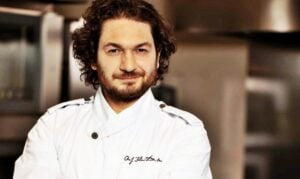 Chef Florin Dumitrescu are probleme cu kilogramele în plus. L-a depășit pe Chef Cătălin Scărlătescu
