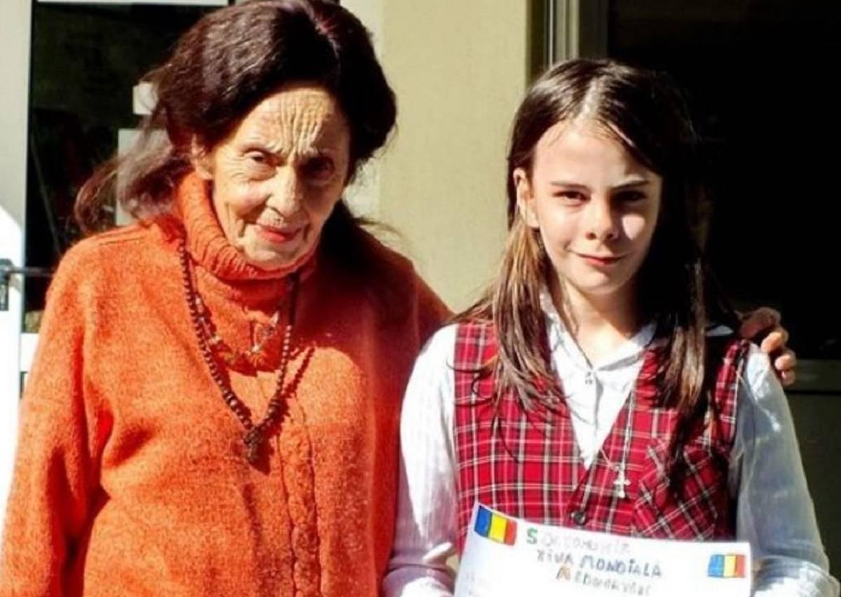 Adriana Iliescu, cea mai bătrână mamă din România, trece prin momente foarte grele în această perioadă