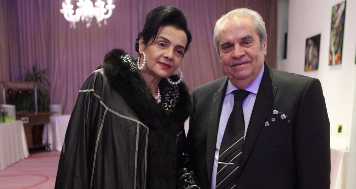 Cornelia Catanga și Aurel Pădureanu sunt din nou la cuțite. De ce s-au certat cei doi?