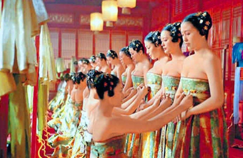 Haremul Chinei Imperiale: 20 000 de femei la dispoziția împăratului