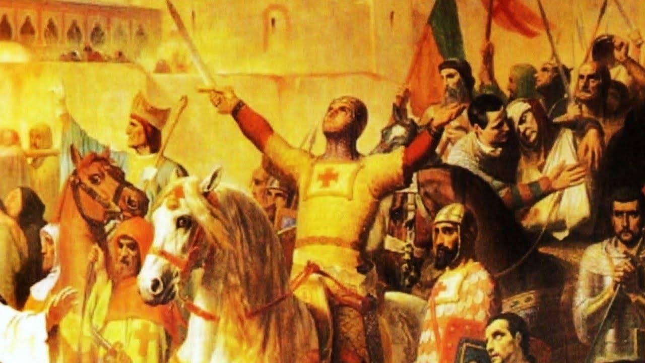 Prima cruciadă. Lupta dintre creștini și musulmani