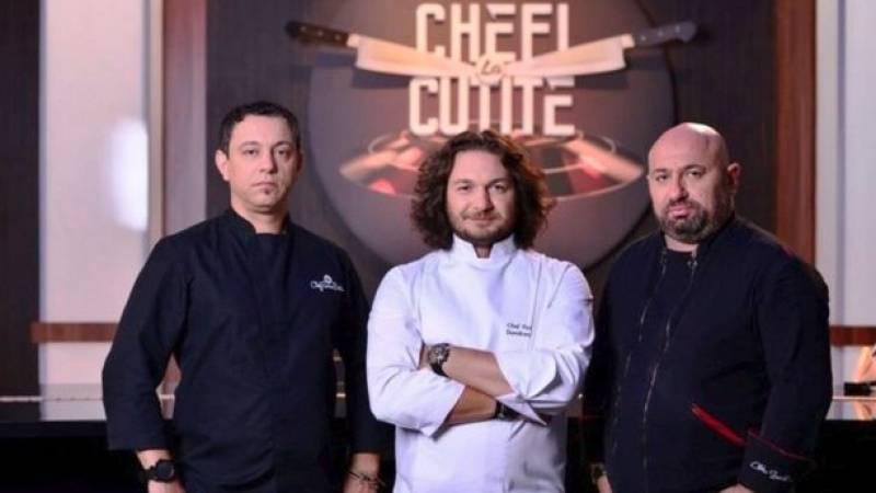 """Noul sezon """"Chefi la cuțite"""" începe în câteva zile! Florin Dumitrescu dezvăluie cum au decurs filmările"""