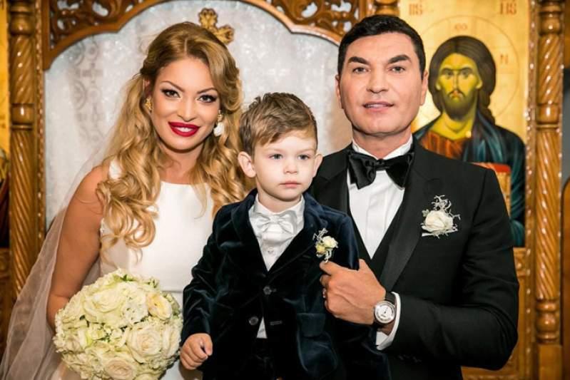 Cristi Borcea o răsfață pe Valentina Pelinel ca pe o regină! Și-a surprins soția cu un cadou minunat