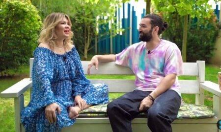 Cum a început povestea de dragoste dintre Smiley și Gina Pistol. Cântărețul a făcut mărturisiri emoționante