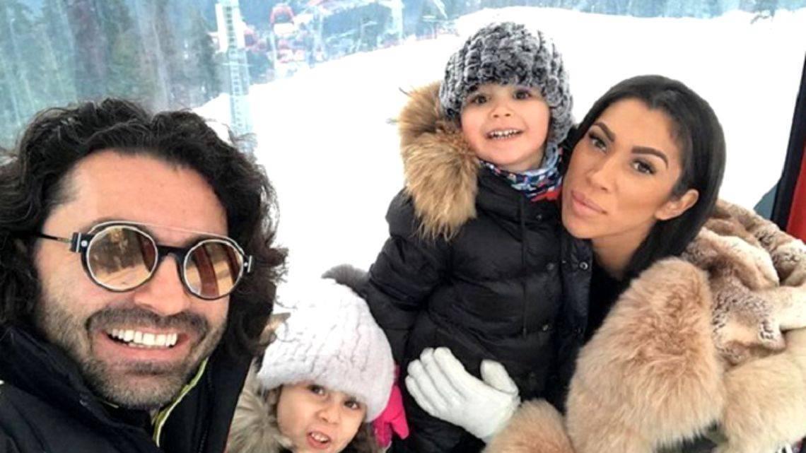 Cum este Pepe în ipostaza de tată? Artistul este înnebunit după fiicele sale, Rosa și Maria