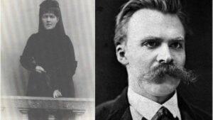 Elisabeth Förster-Nietzsche, femeia pe care Friedrich Nietzsche a adorat-o toată viața