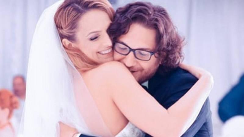 Florin Dumitrescu își cucerește soția în fiecare zi! I-a cerut Cristinei să se căsătorească cu el din nou