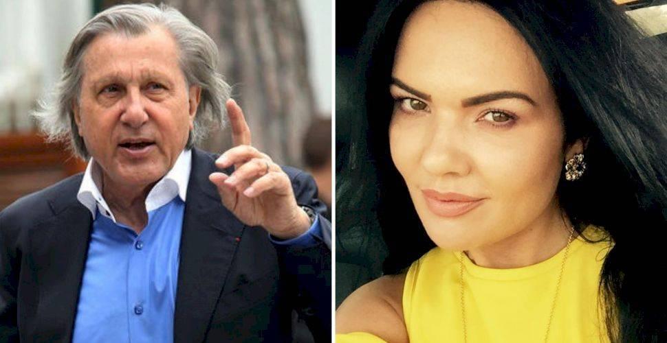 Ilie Năstase și Ioana sunt în relații mai bune, după ce fostul tenismen a fost violent