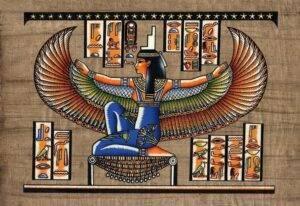Isis sau Regina Tronului, zeița vindecării și a iubirii în Egiptul Antic, protectoare a femeilor