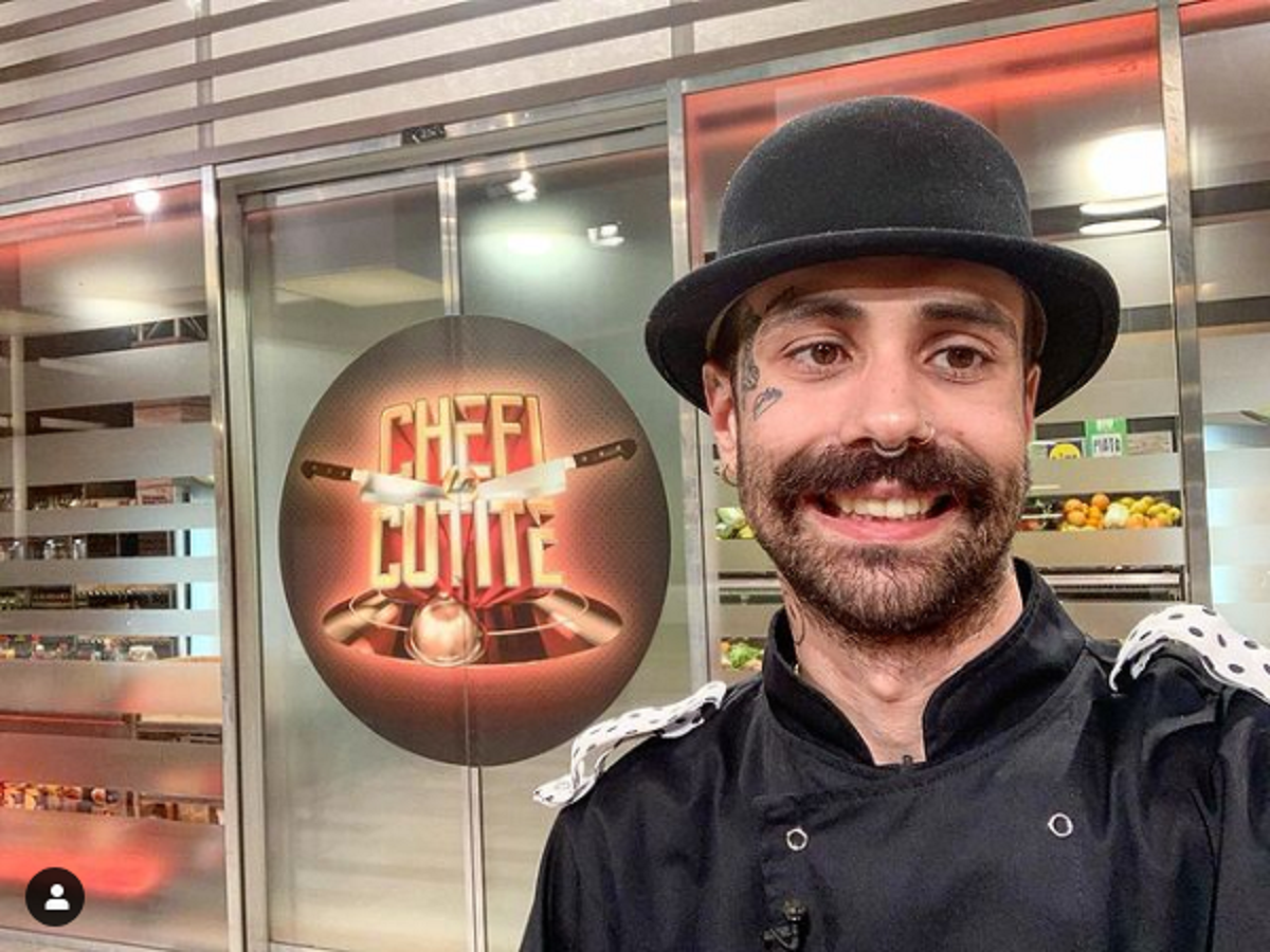 "Kani, concurentul de la ""Chefi la cuțite"", va participa la o emisiune de divertisment"