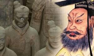 Qin Shihuangdi, primul împărat al Chinei, ucis de o supradoză de mercur care trebuia să-i dăruiască nemurirea