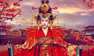 Wu Zetian. Singura concubină care a devenit împăratul Chinei