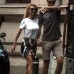 Andreea Bălan și Tiberiu Argint au o relație din ce în ce mai solidă! Cei doi se iubesc și în public