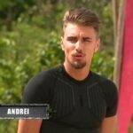 Andrei Dascălu recunoaște că are sentimente pentru una din colegele sale de la Survivor