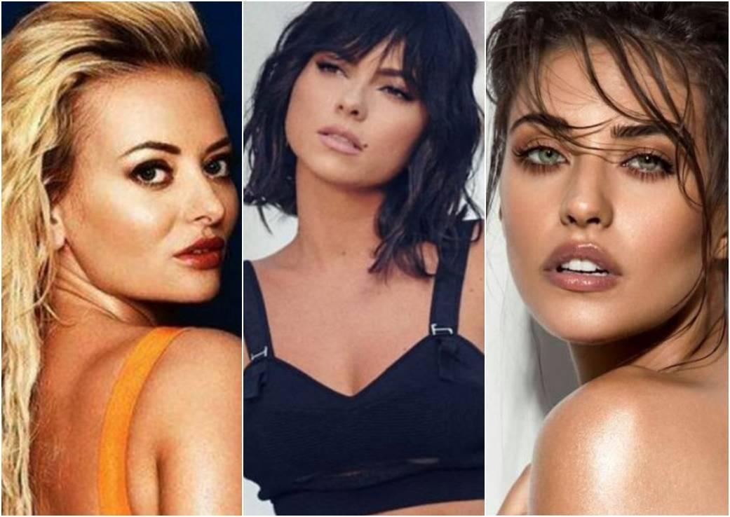 Top 6 cele mai frumoase artiste din România!