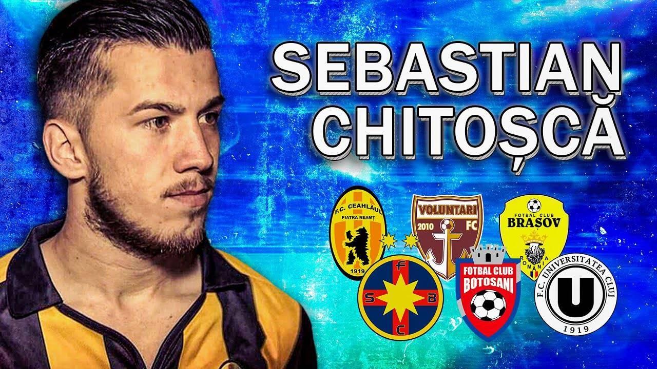 Sebastian Chitoșcă este nou concurent care va face parte din echipa Faimoșilor la Survivor România