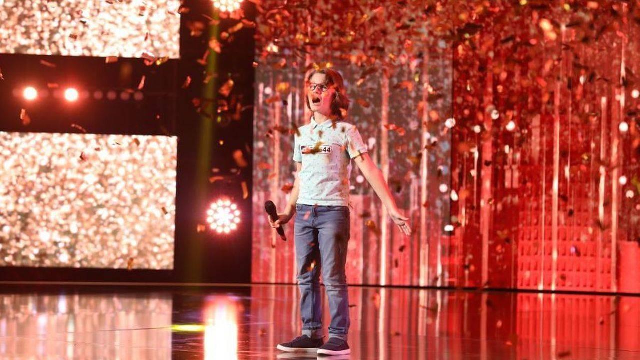 """Filip Cioc este primul concurent care a obținut un Golden Buzz în noul sezon al show-ului """"Românii au talent"""""""