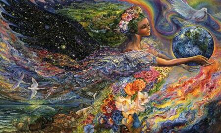 Gaia, zeița mamă a Pământului: creatoarea zeilor, a lumii și a oamenilor