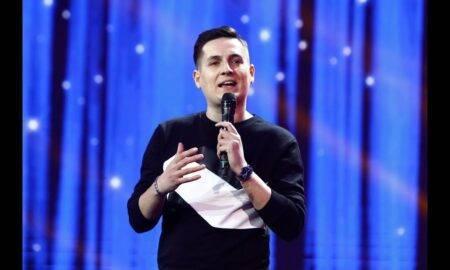 """George Tănase a fost la """"Chefi la cuțite""""! Motivul incredibil pentru care comediantul a decis să participe"""