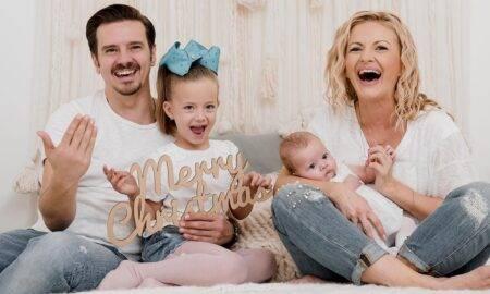 Mihai Petre se poate mândri cu o familie de nota 10! Cum și-a surprins fanii Elwira, soția coregrafului?