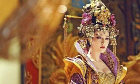 Wu Zetain, singura femeie care a condus Imperiul Chinez, ucigasă a propriilor copii pentru a-și apăra tronul