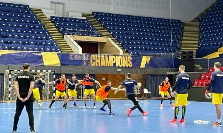 Handbal masculin, în direct la TVR 1: Dubla cu Kosovo apropie Naţionala României de EURO 2022