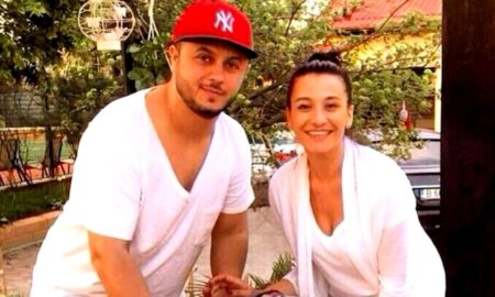 Claudia Pătrășcanu nu l-a scuipat pe Gabi Bădălău! Totul este doar un plan pus la cale de afacerist