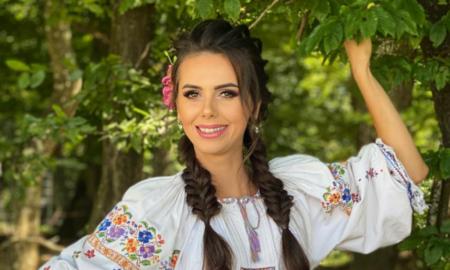 Georgiana Lobonț s-a reinventat în pandemie! Cât câștigă cântăreața de muzică populară din YouTube?