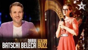 Cine este fata care l-a impresionat pe Andi Moisescu atât de tare încât a primit Golden Buzz-ul de la el?