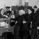21 aprilie 1945 a fost data în care femeile din Franța au votat pentru prima dată