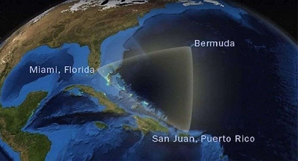 Top 4 teorii sau lucruri neștiute despre Triunghiul Bermudelor, locul în care oamenii își pierd viața