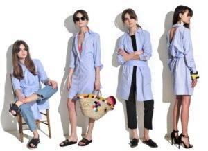 Care sunt motivele pentru care femeilor nu trebuie să le lipsească vara aceasta din garderobă rochia-cămasă?