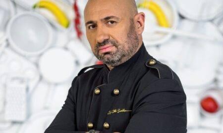 Cătălin Scărlătescu a crescut pe masa din bucătărie! Niciodată nu a dezvăluit acest aspect al vieții sale