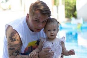 Fiica lui Codin Maticiuc a împlinit 2 ani! Cum au marcat momentul părinții săi?