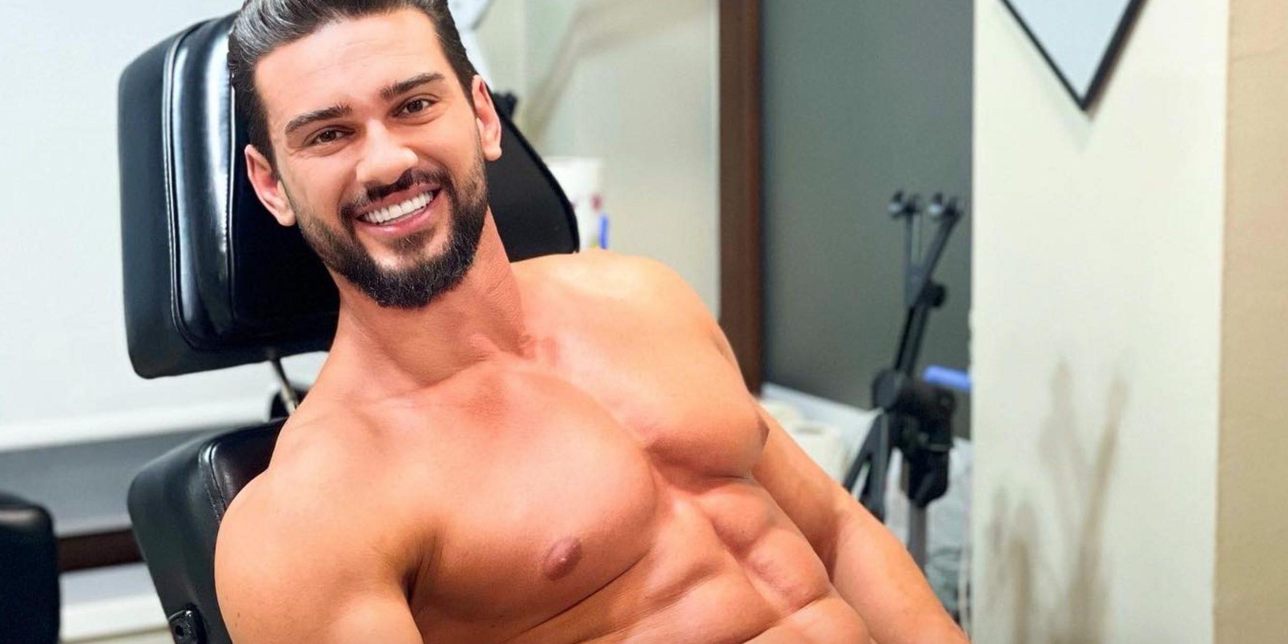 Dorian Popa a dezvăluit ce mănâncă pentru un corp perfect! Dieta pe care o urmează nu este greu de urmat